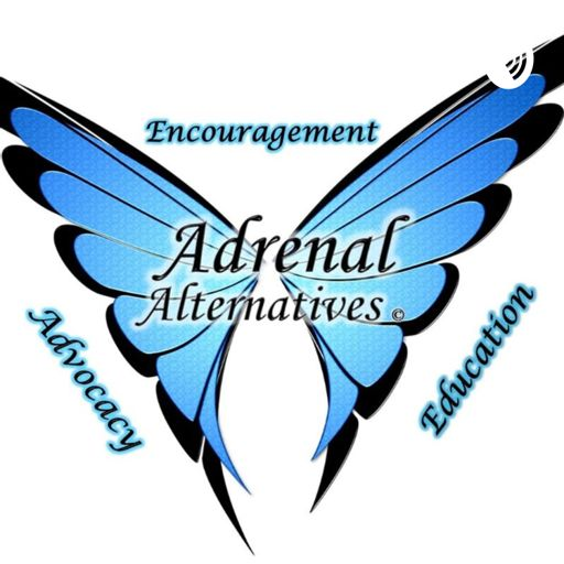Cover art for podcast Addy Chat- Adrenal Alternatives Foundation Podcast