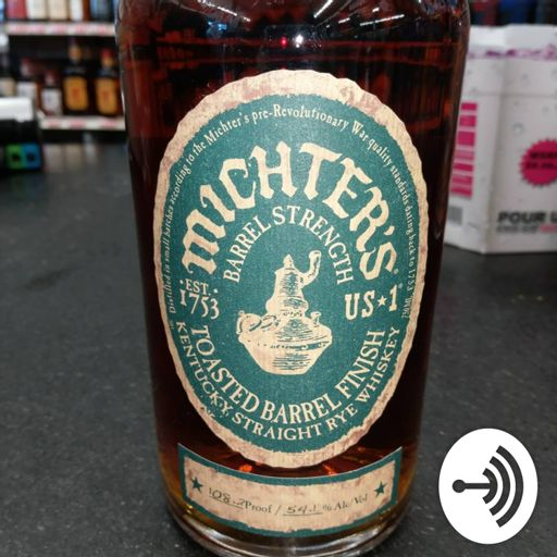 Cover art for podcast Brolic Whiskey