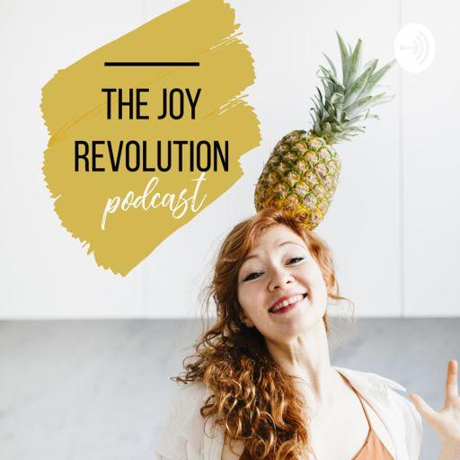 Cover art for podcast The Joy Revolution