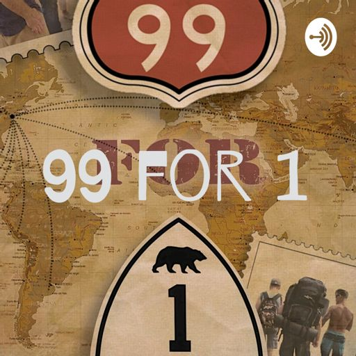 Cover art for podcast 99 for 1