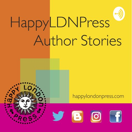 Cover art for podcast HappyLDNPress Author Stories