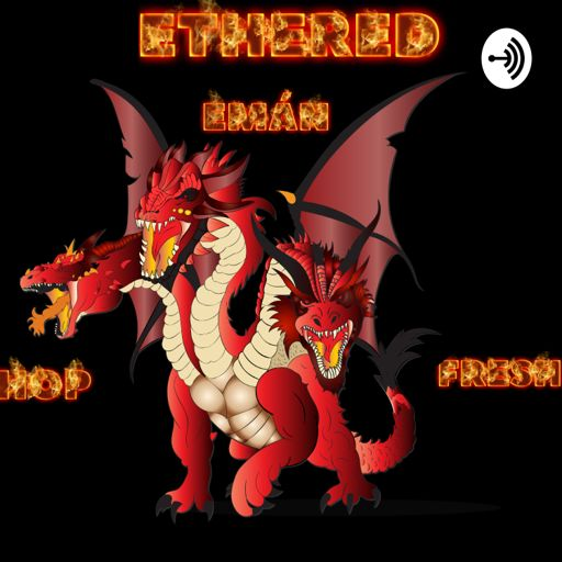 Cover art for podcast ETHERED