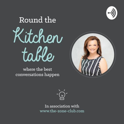 Cover art for podcast Round The Kitchen Table