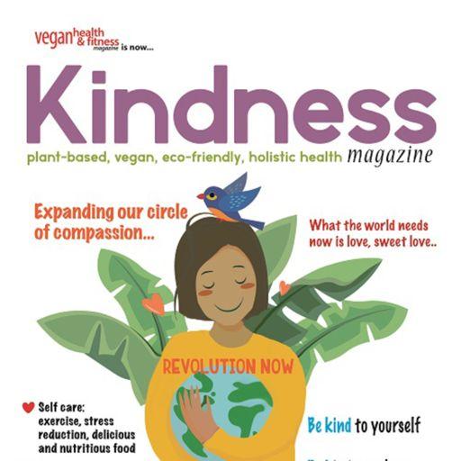 Cover art for podcast Kindness Magazine