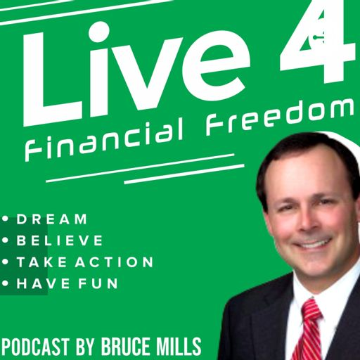 Cover art for podcast Live 4 Financial Freedom