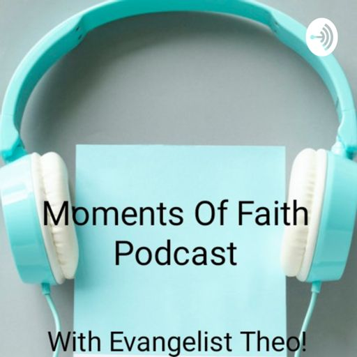 Cover art for podcast Moments Of Faith