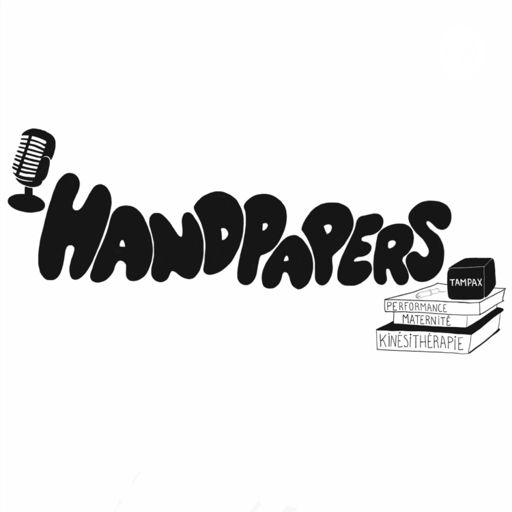 Cover art for podcast Handpapers