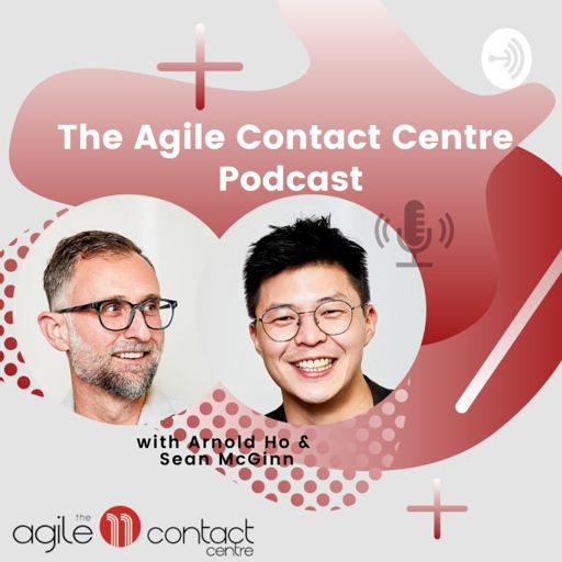 Cover art for podcast The Agile Contact Centre Podcast
