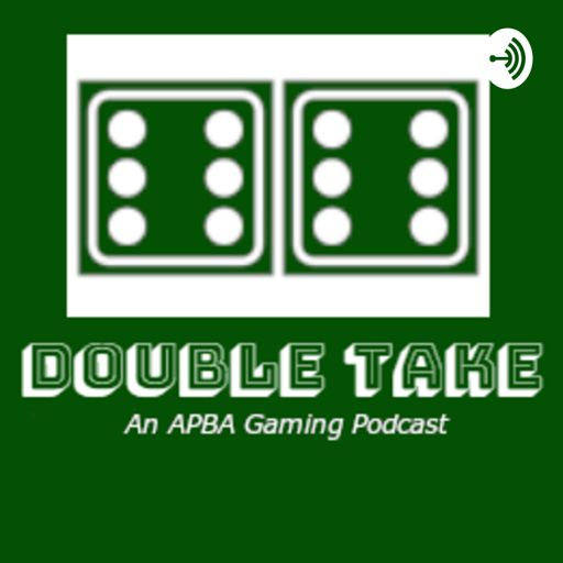 Cover art for podcast Double Take: An APBA Gaming Podcast