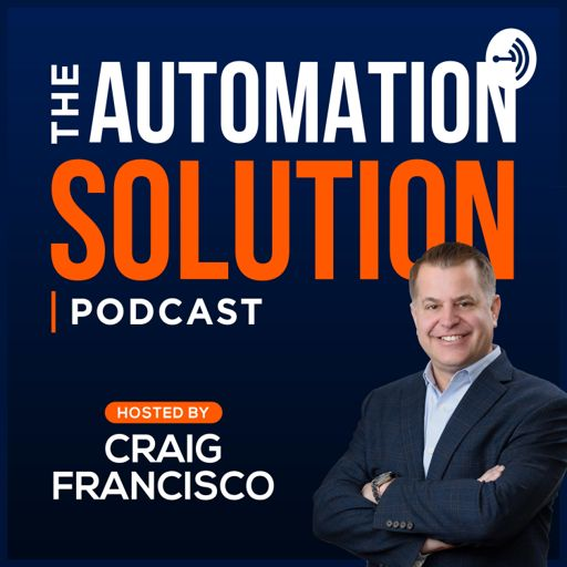 Cover art for podcast The Automation Solution Podcast