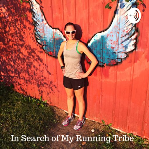 Cover art for podcast In Search of My Running Tribe