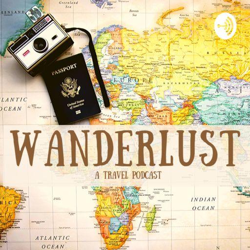 Cover art for podcast Wanderlust