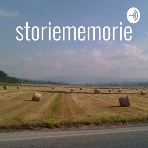 Cover art for podcast storiememorie