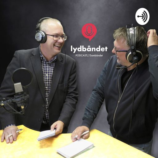 Cover art for podcast lydbåndet
