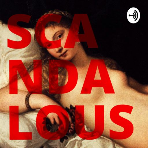 Cover art for podcast Scandalous!