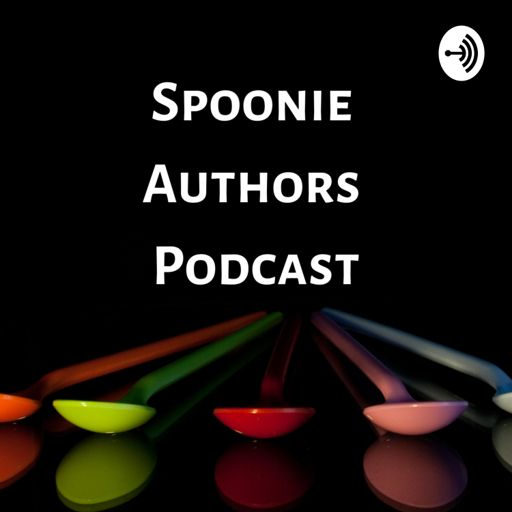 Cover art for podcast Spoonie Authors Podcast