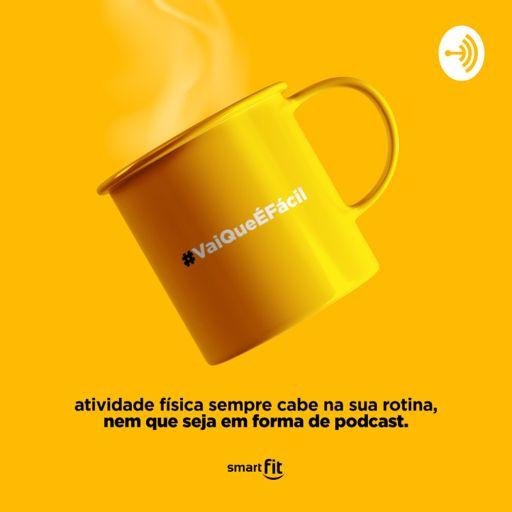 Cover art for podcast Vai Que é Fácil