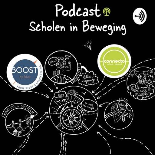 Cover art for podcast Scholen in Beweging