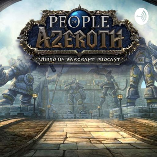 Cover art for podcast People Of Azeroth