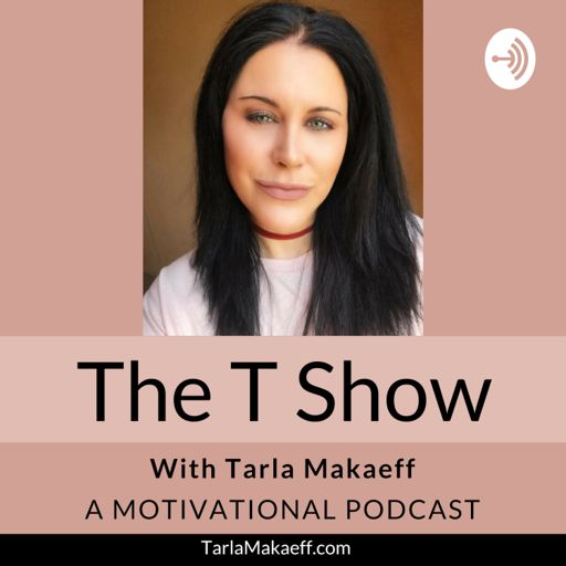 Cover art for podcast The T Show: A Motivational Podcast
