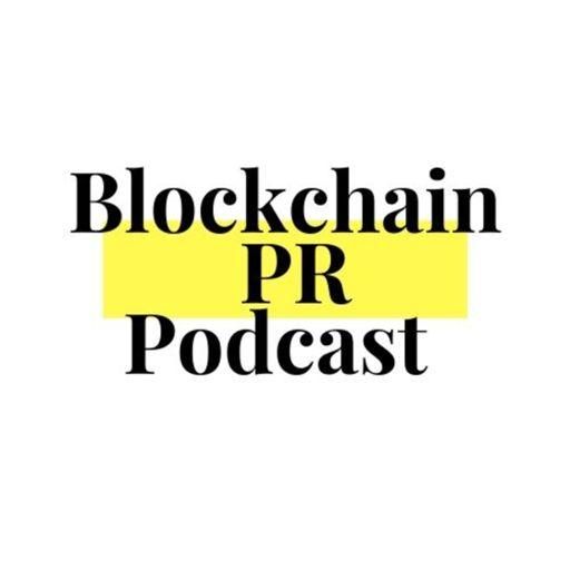 Cover art for podcast Blockchain PR podcast