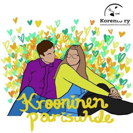 Cover art for podcast Krooninen parisuhde