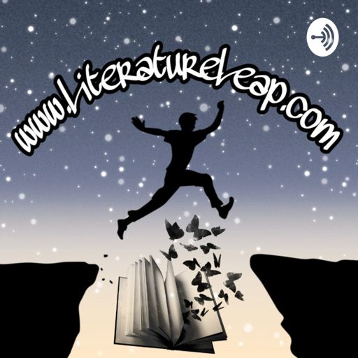 Cover art for podcast Literature Leap