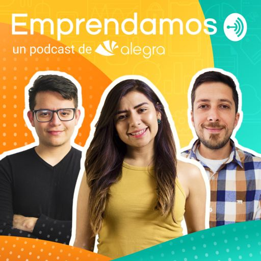 Cover art for podcast Emprendamos Podcast