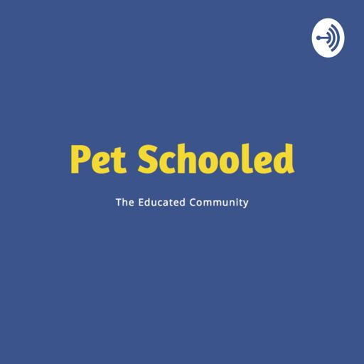 Cover art for podcast Pet Schooled