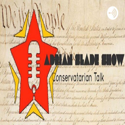 Cover art for podcast Adrian Slade Show