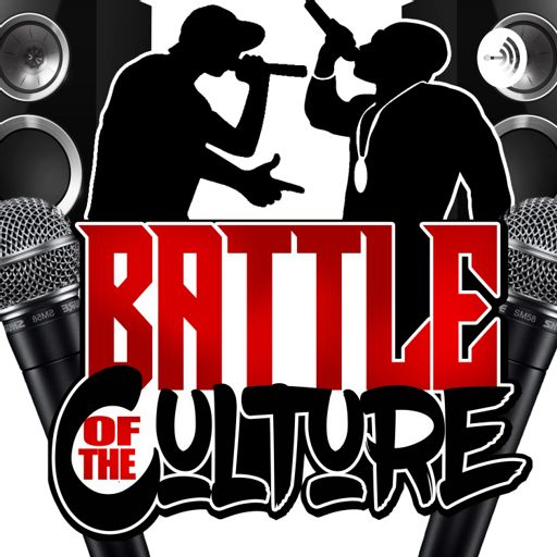 Cover art for podcast Battle of the culture podcast visuals