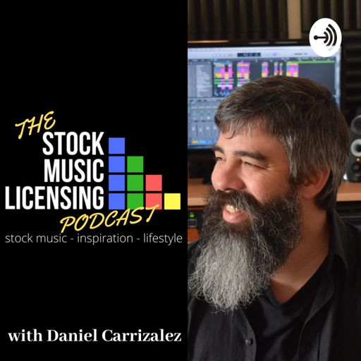 Cover art for podcast The Stock Music Licensing Podcast