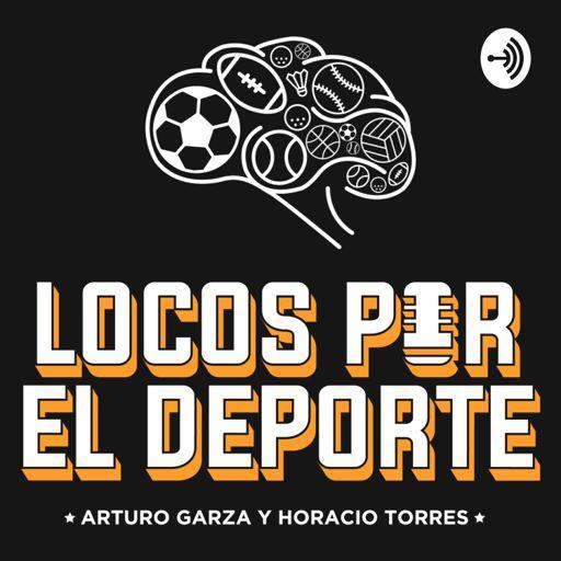 Cover art for podcast Locos por el deporte