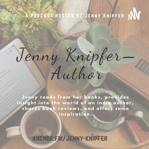 Cover art for podcast Jenny Knipfer—Author