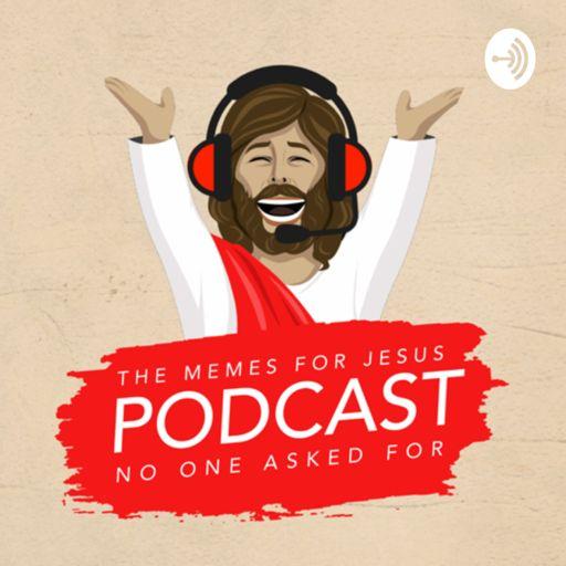 Cover art for podcast Memes For Jesus Podcast