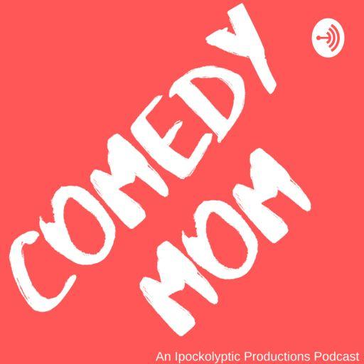 Cover art for podcast Comedy Mom