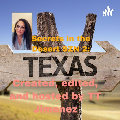 Cover art for podcast Secrets in the Desert