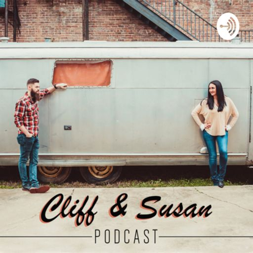 Cover art for podcast Cliff & Susan Podcast