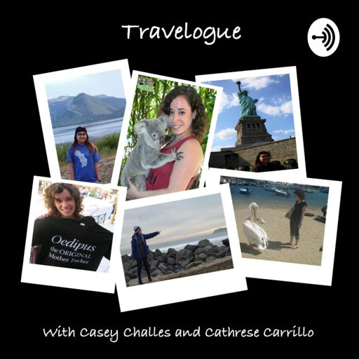 Cover art for podcast Travelogue