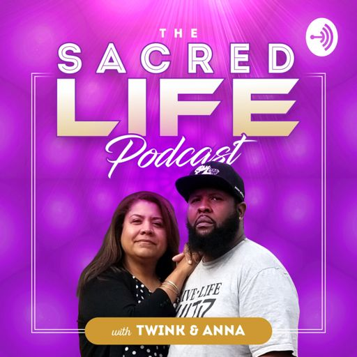 Cover art for podcast The Sacred Life Podcast