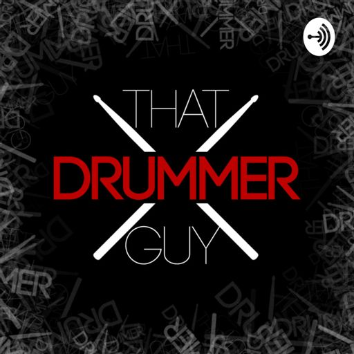 Cover art for podcast That Drummer Guy