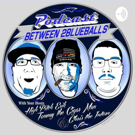 Cover art for podcast Between 2 Blue Balls