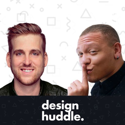 Cover art for podcast Design Huddle