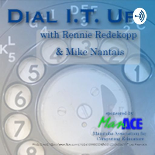 Cover art for podcast Dial I.T. Up