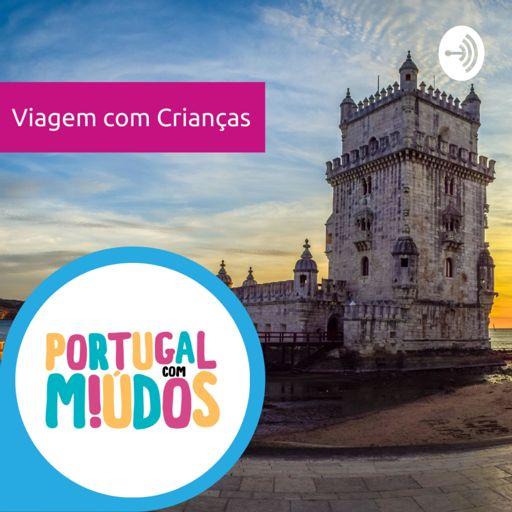 Cover art for podcast Portugal com Miúdos