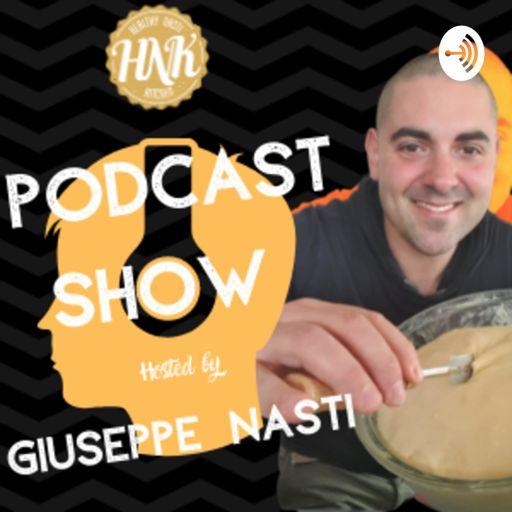 Cover art for podcast Healthy nasti kitchen