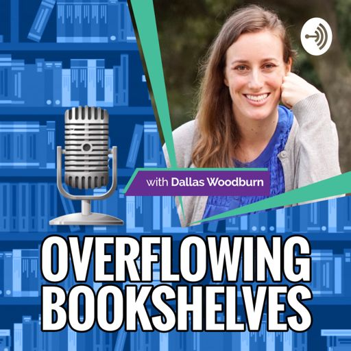 Cover art for podcast Overflowing Bookshelves