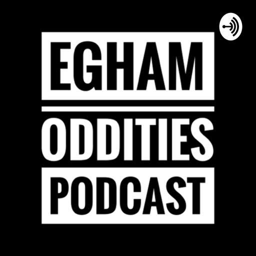 Cover art for podcast Egham Oddities: The Egham Museum Podcast
