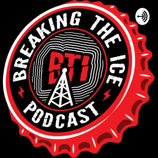 Cover art for podcast Breaking The Ice Podcast