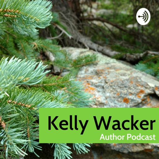 Cover art for podcast Kelly Wacker | Author